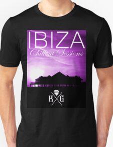 Ibiza - Chillout Sessions Purple T-Shirt