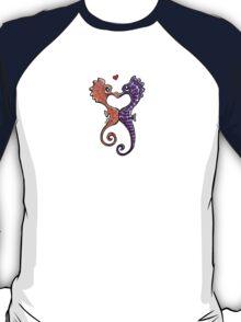 Seahorse Bubble Kisses T-Shirt