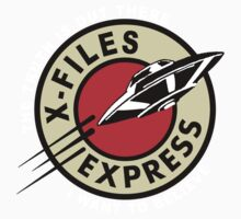 X Files Express Kids Clothes