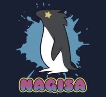 Free!  Nagisa's Penguin Tee Kids Clothes