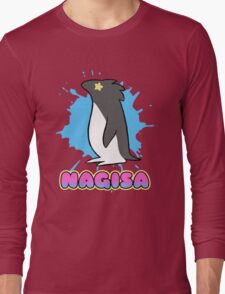 Free!  Nagisa's Penguin Tee Long Sleeve T-Shirt