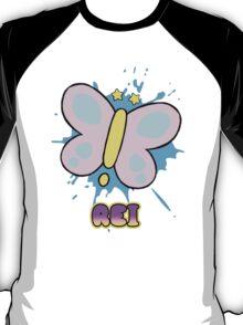Free! Rei's Butterfly Tee T-Shirt
