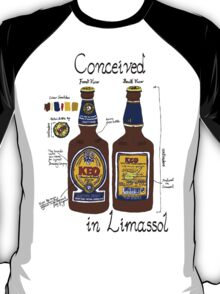 Conceived in Limassol T-Shirt
