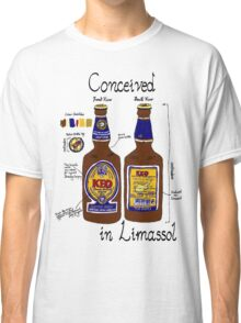 Conceived in Limassol Classic T-Shirt
