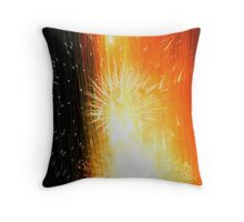 Futura Throw Pillow