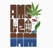 Amsterdam by scoundrel