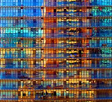 Buildings in Buildings by Dave Hare