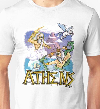 Ancient Athens Unisex T-Shirt