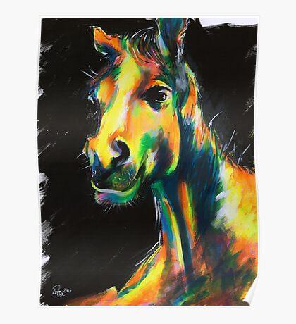 HORSE V.01 Poster