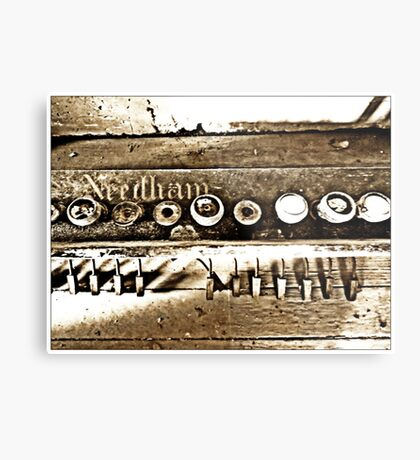 needham organ Metal Print