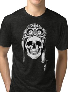 WWII Flying Ace Tri-blend T-Shirt