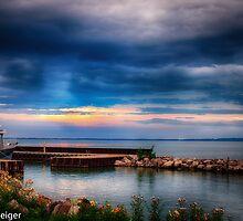 Sandusky Bay by Ron Neiger