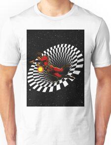 Black Hole Buck T-Shirt