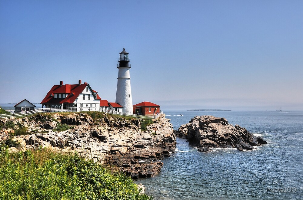 Portland Head Lighthouse by Poete100