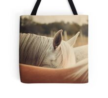 Quarter Horse Ears Tote Bag