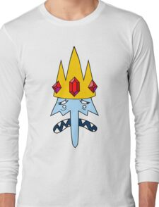 Ice King Face Long Sleeve T-Shirt