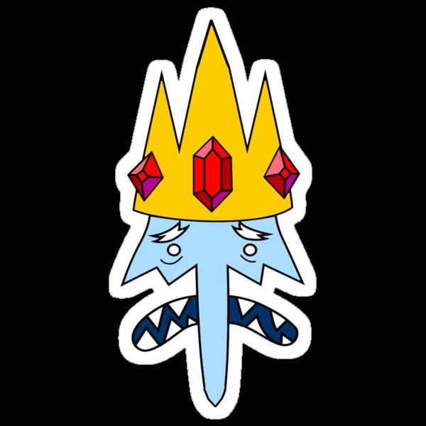 Ice King Face by jonenglish