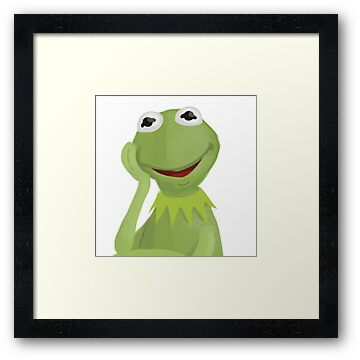 Kermit by Adam Leonhardt