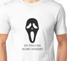 Ghostface Scream Unisex T-Shirt