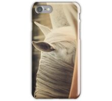 Quarter Horse Ears iPhone Case/Skin