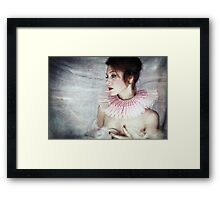 Near the Other Side of Zero Framed Print