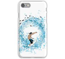 Surfer Delight iPhone Case/Skin