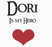 Dori is my Hero by Andesharnais
