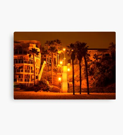 10th Place Canvas Print
