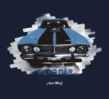 XY Hero Car by automotif