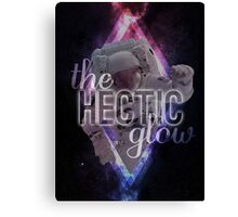 The Hectic Glow Canvas Print