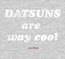 Datsuns are way cool One Piece - Long Sleeve