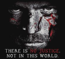 There is no Justice by bookalicious