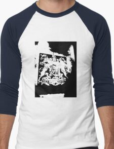 God Save the Queen. ER Crest- Transparent T-Shirt