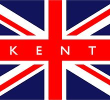 Kent UK Flag			 by FlagCity