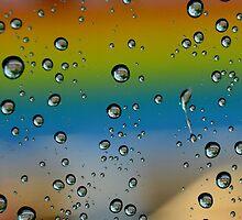 Raindrops by JoeGoble