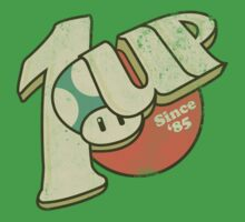 1UP Soda by TeeKetch