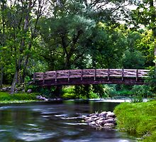 Covered Bridge Park by James Meyer