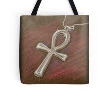 Ankh drawing Tote Bag