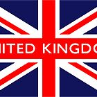 United Kingdom UK Flag by FlagCity