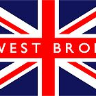 West Brom UK Flag	 by FlagCity