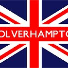Wolverhampton UK Flag	 by FlagCity
