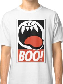 OBEY BOO! Classic T-Shirt