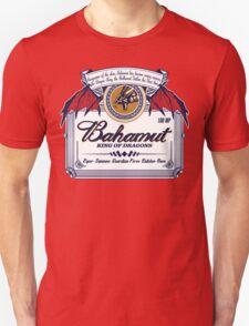 Bahamut, King of Dragons Unisex T-Shirt