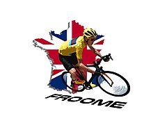 2015 Tour de France Photographic Print