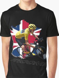 2015 Tour de France Graphic T-Shirt