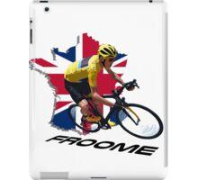 2016 Tour de France iPad Case/Skin