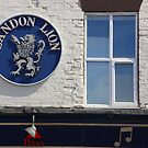 Sandon Lion, Regent Road, Liverpool, England by exvista