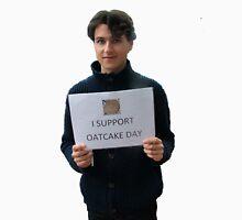 Ezra Koenig - I Support Oatcake Day Unisex T-Shirt