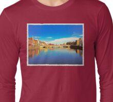 Cork City Lee View 001  Long Sleeve T-Shirt