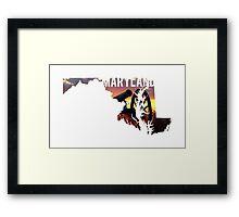Maryland - Antietam Framed Print